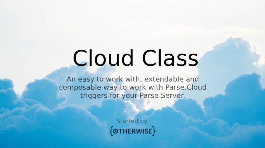 Parse cloud class parse-server github npm opensource owsas extend parse.object parse.user